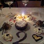 Il dessert speciale