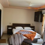 Room with Two double beds - View 2