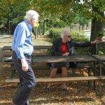 Lange con i nonni -  La Massara