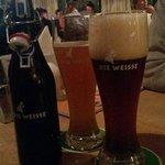 Magnifiche birre in bottiglia rigorosamente non filtrate!!!!