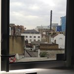 Unsere schöne Aussicht vom Zimmer aus ; D