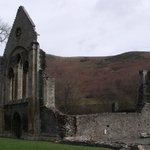 Valle Crucis Abbey.