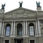 Опера во Львове (некоторые дополнения)