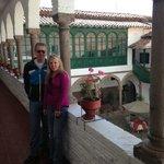 Great Hotel booked through Trekperu