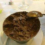Sobremesa Mousse Chocolate: Divino!