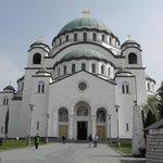 St. Sava Temple (Hram Svetog Save) Foto
