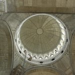 the St. Sava temple inside