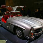 Mercedes-Benz 300 SL Coupé 1955 г.в.