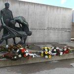 Sachsenhausen, Brandeburgo, Alemania. Memorial a las víctimas.