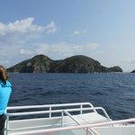 Smaller island next to Zamami