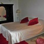 suite romaine, non solo bella, ha un letto dove si dorme benissimo