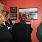 Looking at pictures of what the building looked like during the Battle of Gettysburg