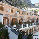 L'incanto del posto e l'eleganza dell'hotel hanno fatto del nostro viaggio un sogno!