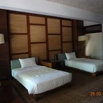 Twin bed (first floor) - Amra Villa