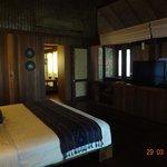 Master Bedroom (second floor) - Amra Villa