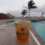 Ottimo drink al Paradisus