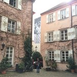 JR's Unframed Project in Baden-Baden