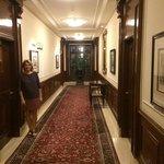 Passage 1st floor