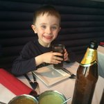 Stephen at Shah tandoori