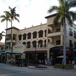 Street View of the Inn on 5th, Naples, Florida