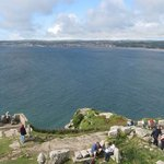 View from St Michaels Mount