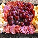 Formaggio & Frutti Platter