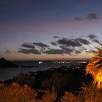 Dusk over St Michaels Mount