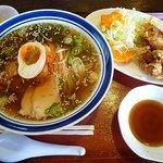 冷麺&鶏天