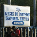 Musee du Pantheon National Haïtien