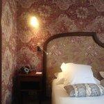 Ett av våra två rum