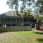 Main Home of Laura's plantation