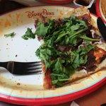 Contempo Cafe Beef Flatbread - a tradition!