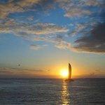 Mallory Pier Sunset 2007