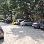 Reichlich Parkplatz