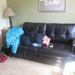 Sleeper Sofa, sleeps 2