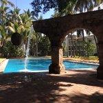 Great pool to swim