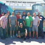 The Brew Bus - the Ultimate Bachelor Party Experience