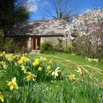 The Tarmar Orchard Barn suite self-catering or B&B