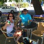 relaxing in Varadero