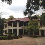 Exterior of Villas, Accommodation