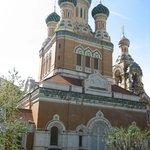 Русский храм на земле Франции