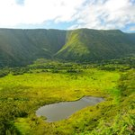 Waipio Valley from the Z trail