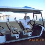 Подвозка на пляж