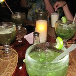 Mojitos - Traditional was best IMO