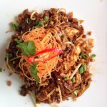 Fried kueh tiaw