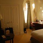 Villa Soro inside room