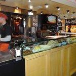 Inside Pizzeria!