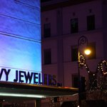 Levy Jewelers on Broughton St.