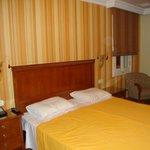 Το δωμάτιο της Βεράντας - Υπέρδιπλο κρεβάτι