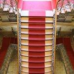 Escadaria do Palacete.